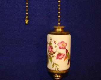 Hummingbird Fan or Light ceiling fan pull chain, pull chains