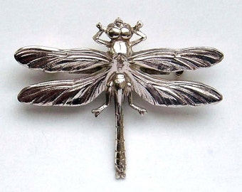 Small Dragonfly Brooch