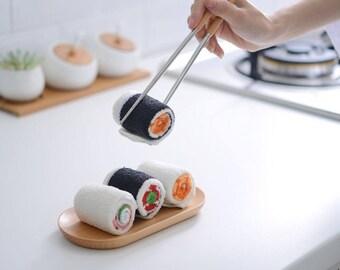Sushi Towel Set of 3