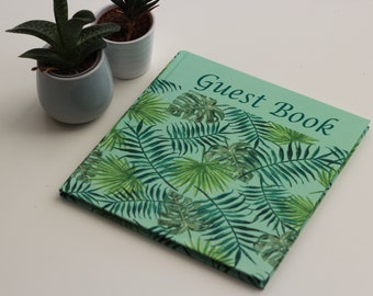Guest book air bnb, vacation book, visitors book, holiday home, air bnb, cottage, custom guest book, rental, guest house