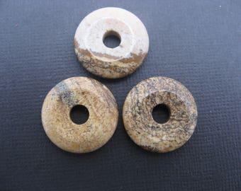 Jasper: 1 donut 20 mm