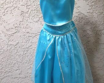 Princess costume Jasmine inspired