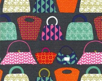 SALE! UK Shop: Mod Girls Purses Galore Michael Miller Cotton Fabric