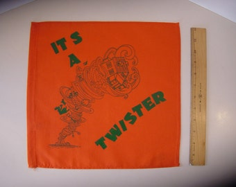 Wizard of Oz Twister Flag