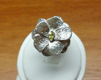 Jasmine flower ring