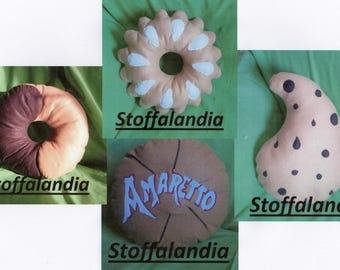 Frollini pillows gift idea