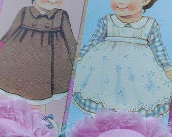 Little Girl Material Journal/Notebook