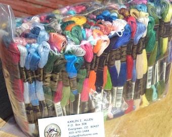 DMC Embroidery Floss Designer Pack