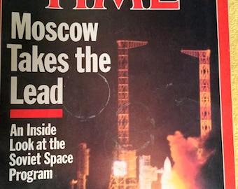 Time Magazine, October 5, 1987