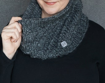 Cowl Scarf - Made to Order || Scarf || Neck Warmer || Snood