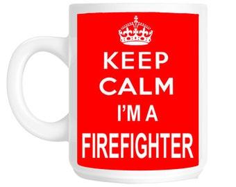 Firefighter Fireman Novelty Gift Mug SHAN218