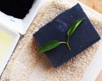 Best Soap Gift {Super Detox Charcoal} Face | Body Detox | Favor | Shower | Gift | Hoilday