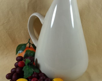 Pitcher ~ Russel Wright ~ Water Jug ~ Onieda ~ Ewer ~ Steubenville Pottery ~ American Modern ~ Minimalist Dinnerware ~ Penny Lane Treasures