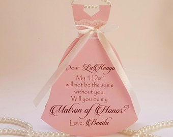 Will you be my Flower Girl Invitation Card Flower Girl Ask Flower Girl Flower Girl Dress proposal Thank you for being my Flower Girl