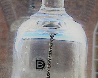 DARTINGTON GLASS BELL