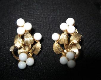CHAREL  Vintage Earrings