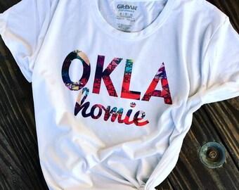 gifts for her/Oklahoma shirt/OK shirt/Oklahomie tee/OK tee/Oklahoma tank/OK tank/state pride shirt/Oklahoma/oklahomie/bright/okc/ok pride/ok