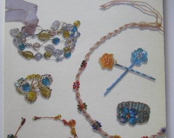"""Book """"Create your jewelry"""" - difficult to resist beads - do you even your products"""