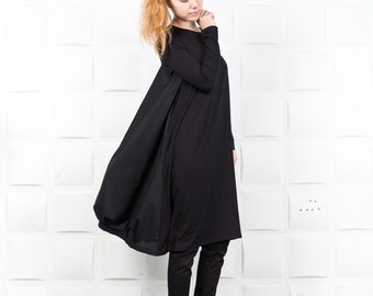 Plus size tunic, Shirt, Boho clothing, Ruffle blouse, Plus size clothing, Maxi dress, Boho dress, Plus size dress, Long sleeve dress/B0092
