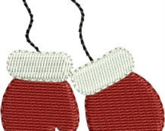 Mini Mittens embroidery designs 4 sizes