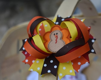 Turkey Boutique Bow