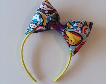 Marvel bowband