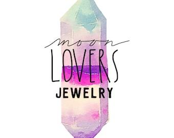 Moonlovers Jewelry Gift Certificates / Bridesmaid gift / Birthday Gift / Gifts for Her / Gifts for Him / Wedding Gift / Anniversary Gift