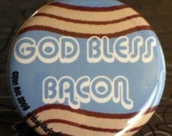 Button de Bacon