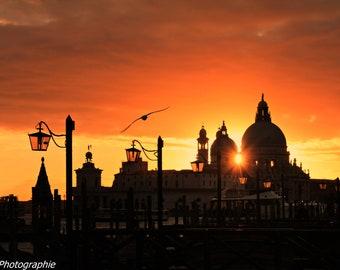 Venice, Italy, Europe, printing