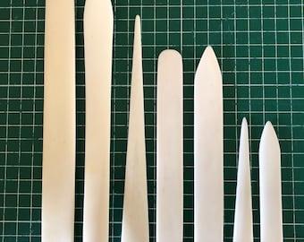 Bonefolder specialist bookbinding tool