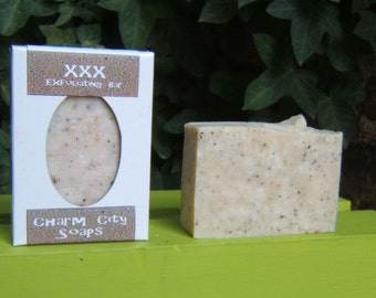 XXX - Exfoliating Bar