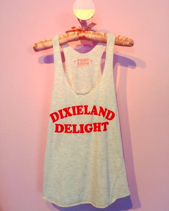 Dixieland Delight tank