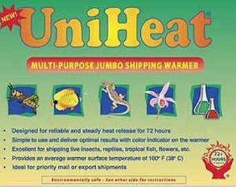 72 Hour Heat Pack for Cactus & Succulents Heating Pad Heat Pad Heat Therapy Heat Bag