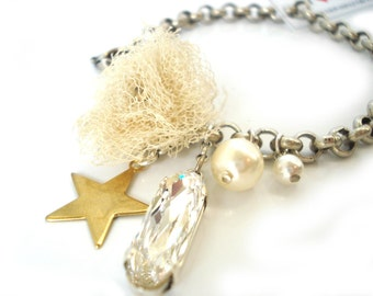 Lola Charm Bracelet by  Pudding