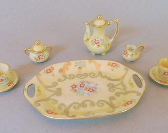 Doll Size Tea Set