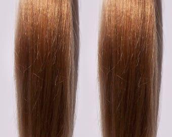 Dirty Blonde Hair Pigtails