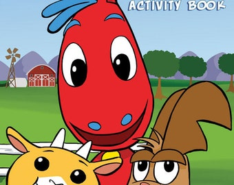 Dorse and Doose – Coloring and Activity Book# 1 - GudFit Entertainment