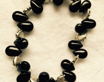 Rock and Roll Meets Classic Bracelet