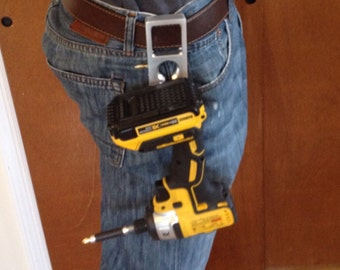 The Ultimate Cordless Drill Holster /Holder