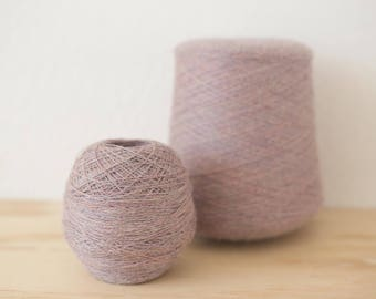 100% Alpaca Lace weight Yarn - 100g (color M3036)