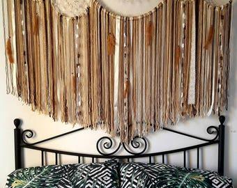 dreamcatchers, dream catcher, home wall decor, boho home decor, home decor, large wall decor, wall decor, wall hanging,  dreamcatcher wall
