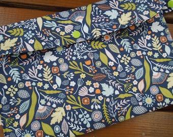 Diaper clutch, diaper case, on the go diaper bag, gender neutral diaper clutch -Nature