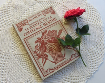 "Children's book ""La Bouillie de la Comtesse Berthe"" By Alexandre DUMAS - Vintage Book of 1924!"