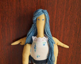 Doll textile Malvina