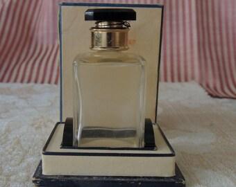 Arpege Perfume Bottle By Lanvin - Paris, Original Box And Bottle 15gr Flacon