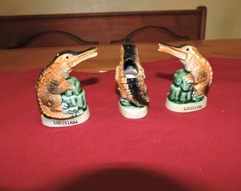 3 piece Alligator Set