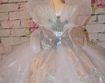 Fairy Princess tutu dress, Princess tutu dress, Fairy tutu, Fairy Birthday dress, Fairy Dress, Princess Costume,Flower Girl dress