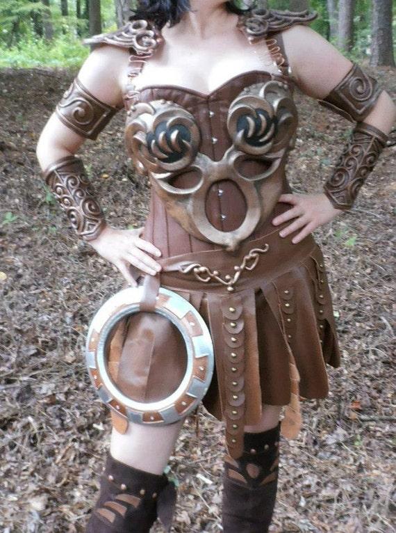 Xena warrior princess armor and costume solutioingenieria Choice Image