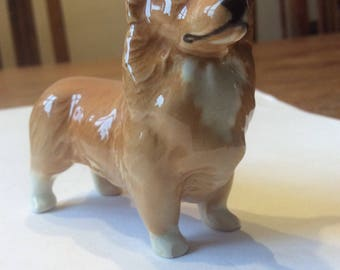 Beswick Welsh Corgi Dog -Perfect!