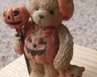 """Cherished Teddies - Breanna - """"Pumpkin Patch Pals"""""""